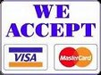 We accept mastercard and visa Auto Body and Collison Repair, Auto Body & Paint, Frisco Auto Body & Paint, Auto Body Repair Frisco Texas